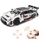 YOU339 Coche de rally de Technik RC con control de 2,4 G, Moc 1: 8 bloques de construcción Drift Car para Lego (2289 pcs) – Cartón
