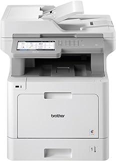 طابعة ليزر ملونة براذر MFC-L9570CDW A4، غير سلكية، موصولة بالكمبيوتر، شبكة و NFC، طباعة، نسخ، ماسحة، فاكس، وطباعة على الوجهين