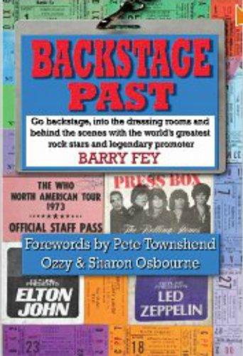 Backstage Past (English Edition)