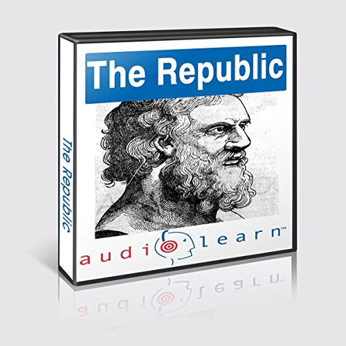 Plato's 'The Republic' AudioLearn Follow Along Manual cover art