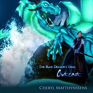 The Blue Dragon's Geas audiobook cover art