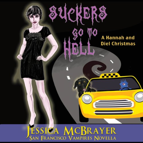 Suckers Go to Hell audiobook cover art