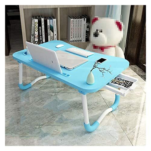 LDG Laptop Tafel Voor Bed Opvouwbare Bedlade Tafel Met Lade Ontbijt Tafel Laptop Computer Stand Voor Bed Staande Bureau Converter