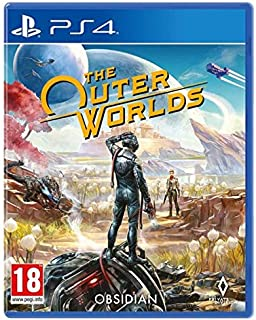 Take 2 Interactive The Outer Worlds (PS4) (PS4)