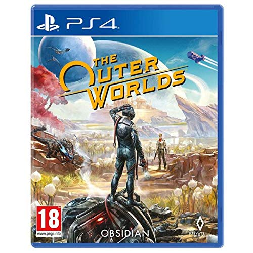 The Outer Worlds PS4 - PlayStation 4