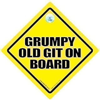 SHAWPRINT Grumpy Old SUZUKI GT 750 Owner Lives Here metal sign//plaque funny 23H2