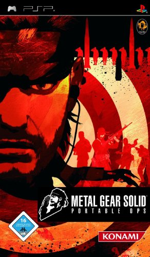 Metal Gear Solid: Portable Ops [Edizione : Germania]