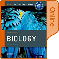 Biology Online Access Code 2014 (Oxford IB Diploma Programme)