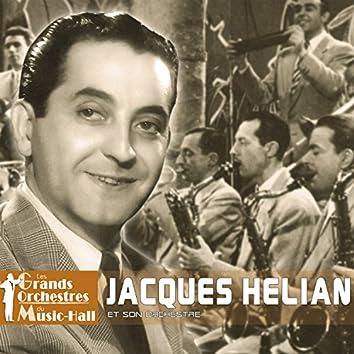 """160 minutes avec Jacques Hélian (Collection """"Les grands orchestres du music-hall"""")"""