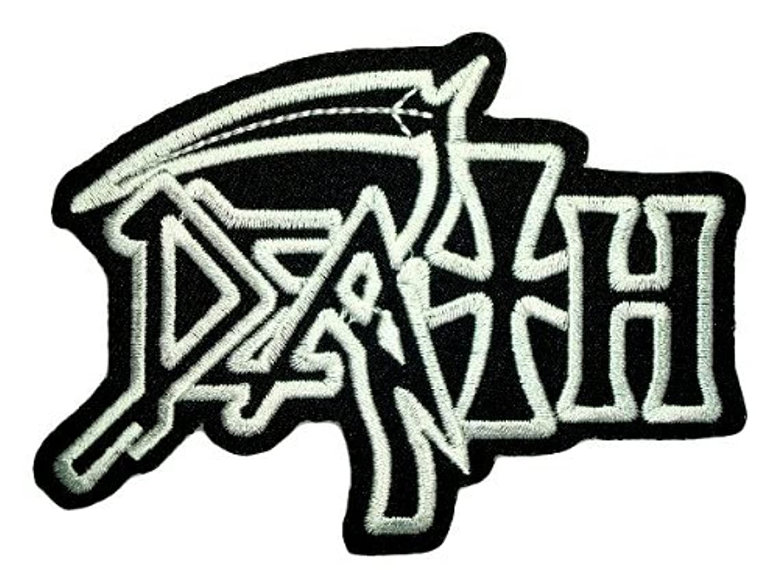 DEATH Music Songs Heavy Metal t Shirts Logo MD01 Iron on Patches