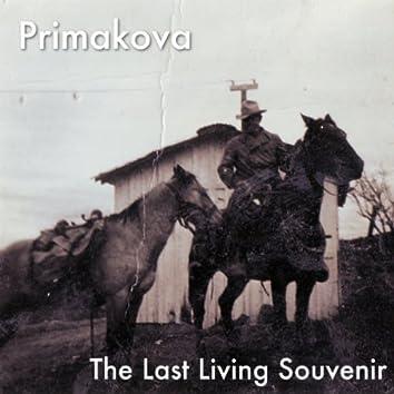 The Last Living Souvenir