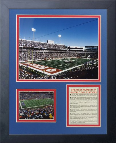 Thurman Thomas Buffalo Bills Hall of Fame 2007 NFL Framed Photograph Milestone Collage