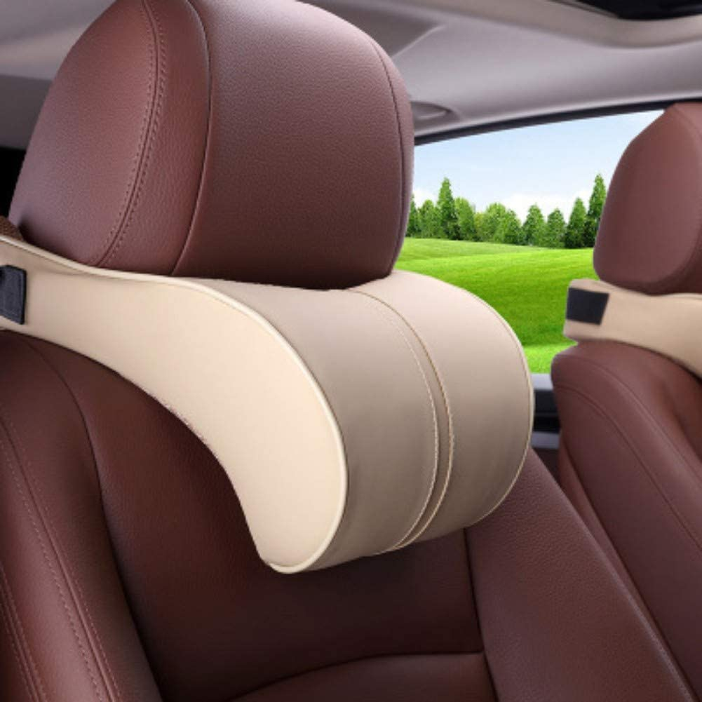 CLCTOIK Car seat Pillow Neck Max 71% OFF Japan's largest assortment headrest in car Cushion headres