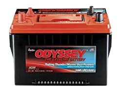 Marine Starting Battery with top-rated cranking.