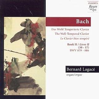 Bernard Lagace D.Wohltemperierte Klavier 2/2 Other Solo Instrum.