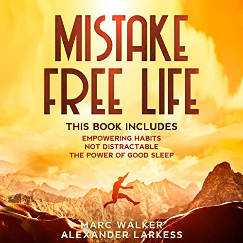 Mistake Free Life audiobook cover art
