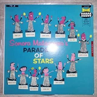 Sonora Matancera's Parade of Stars - Seeco Sclp 9120