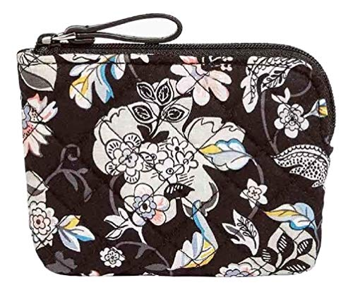 Vera Bradley Iconic Coin Purse in Holland Garden Signature Cotton
