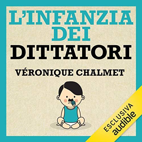 L'infanzia dei dittatori copertina