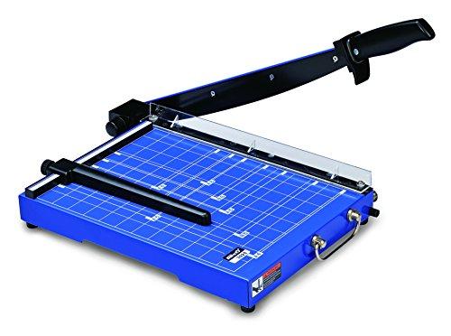 Olympia G 3640 Profi Hebelschneider (DIN A4, 40 Blatt, Schnittschutz, Hochwertige Schneidemaschine aus Metall, Papierschneidemaschine mit Schneidelineal)
