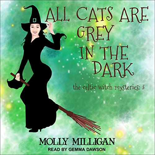 All Cats Are Grey in the Dark audiobook cover art