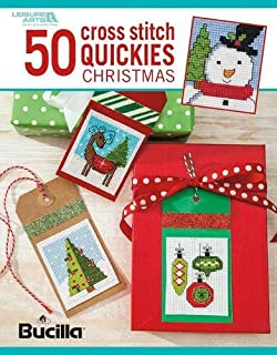 50 Cross Stitch Quickies Christmas