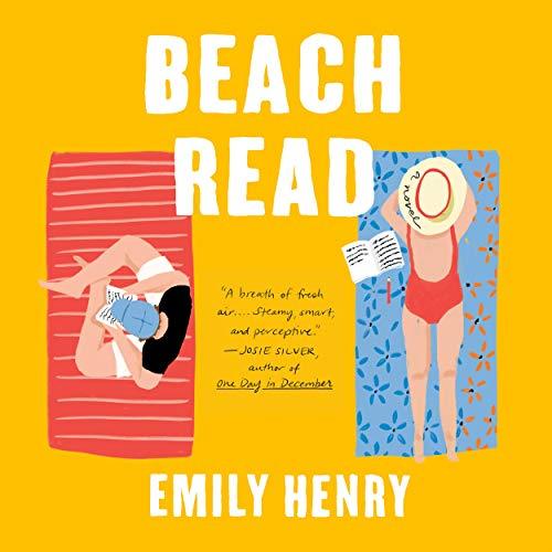Beach Read audiobook cover art