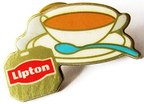 Lipton - Tasse mit Teebeutel - Pin 28 x 17 mm