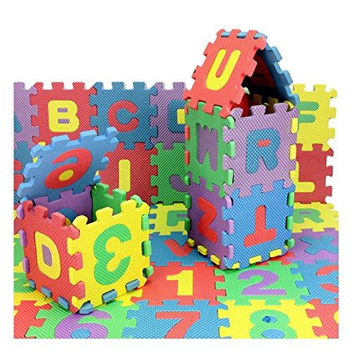 SiSit 3D Puzzle Bunt, Alphabet Puzzle und Kinderpuzzle ab 6 Jahren, DIY Rahmenpuzzles, Innovativ Puzzel Spielzeug