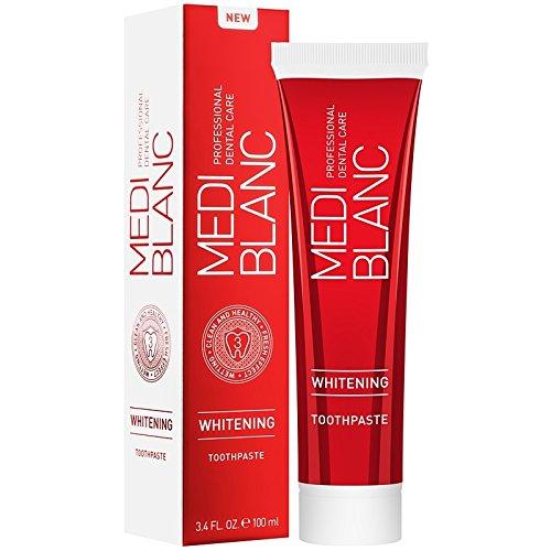 MEDI BLANC Whitening Zahnpasta Professional Dental Care Zahnpasta mit bleichender Wirkung 100 ml