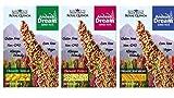 Andean Dream Organic Vegan Gluten Free Quinoa Pasta 3 Flavor Variety Bundle: (1) Andean Dream...