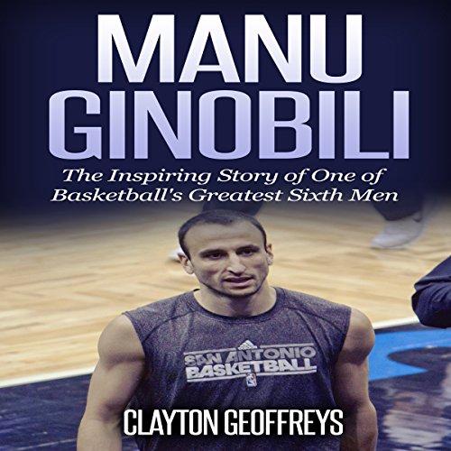 Manu Ginobili audiobook cover art