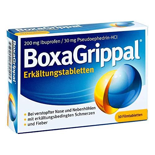 BoxaGrippal Tabletten, 10 St. Tabletten