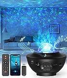 LED-Sternenhimmel Projektor,Rotierendes...