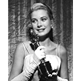 アカデミー賞オスカープロモーション8x10の写真を保持グレース・ケリーの率直な肖像画