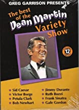 Greg Garrison Presents The Best of the Dean Martin Variety Show, Volume 12 by Sid Cesar