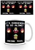 The Legend of Zelda Drink This Tasse Standard