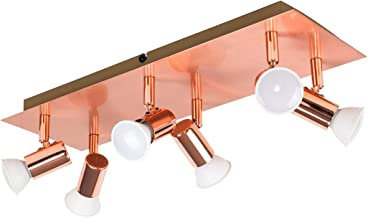 Amazon Co Uk Copper Kitchen Lights
