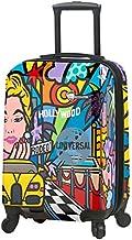 Mia Toro Jozza Life Style Hardside Spinner Carry-on, JZA, One Size