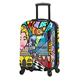 Mia Toro Jozza Life Style Hardside Spinner Carry-on, JZA, One Size