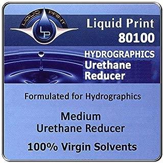 Urethane Reducer 1 Quart - Liquid Print Hydrographics Paint Supplies