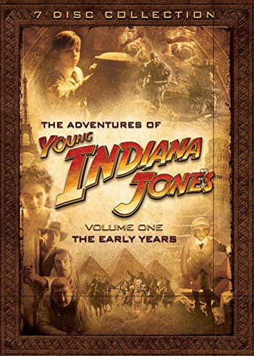 Die Abenteuer des jungen Indiana Jones / The Adventures of Young Indiana Jones - Volume 1: The Early Years - 7-DVD Boxset ( The Young Indiana Jones Chronicles ( [ Dänische Import ]