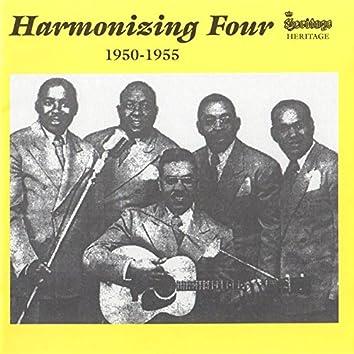 Harmonizing Four 1950-1955
