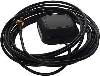 Othmro Cable conector de antena SMA para antena activa GPS con montaje magnético, cable de 5 metros, 1 unidad
