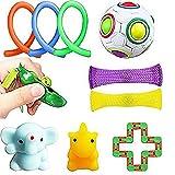 XuuSHA Popular Fidget Toy, Juguetes antiestres, Juguetes Autismo, Cosas antiestres, Juguete sensorial, Pelota antiestres niños, Autismo Juguetes Sorpresa