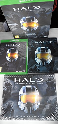 Halo the Master Chief Collection Limited Edition XBOX One Game [Importación Inglesa]