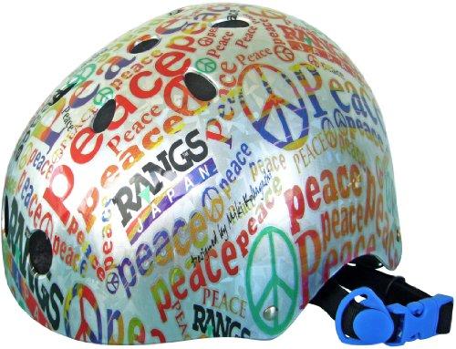 Lang Japan (Rangs Active Sports Helmet Pea Thread (Japan Import)