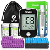 Best Glucose Meters - AUVON DS-W Blood Sugar Kit (No Coding Required) Review