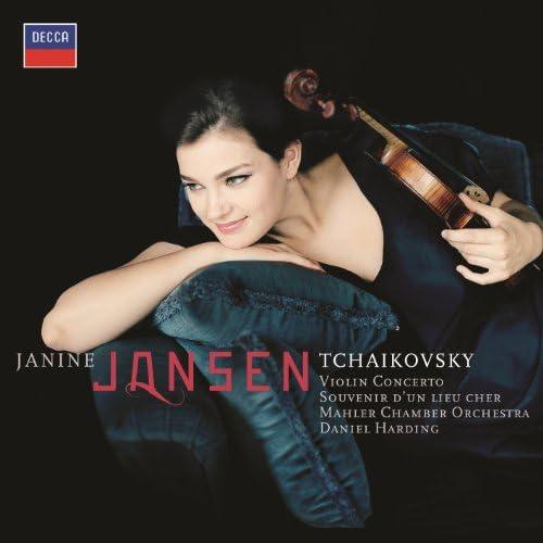 Janine Jansen, Mahler Chamber Orchestra & Daniel Harding