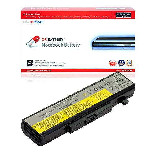 Dr. Battery Laptop Battery for Lenovo ThinkPad Edge E430 E430c E431 E435 E440 E530 E530c E531 E540 E545 [11.1V/4400mAh/49Wh]